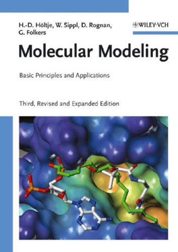 Molecular Modeling Basic Principles and Applications 3rd 2008 edition cover