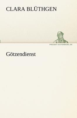 G�tzendienst  N/A 9783842403680 Front Cover