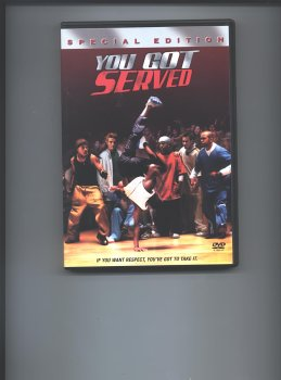 You Got Served - Special Edition System.Collections.Generic.List`1[System.String] artwork