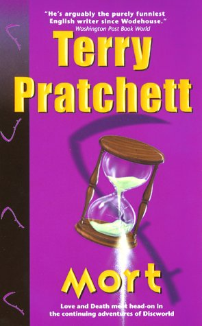 Mort   1987 edition cover