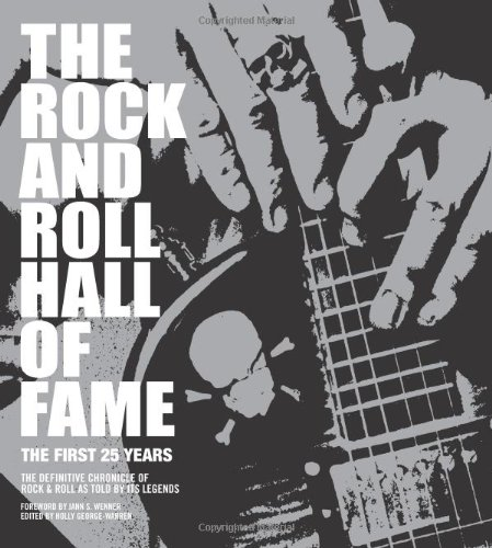Rock and Roll Hall of Fame The First 25 Years  2009 9780061794681 Front Cover