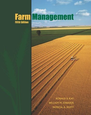 Farm Management 5th 2004 (Revised) edition cover