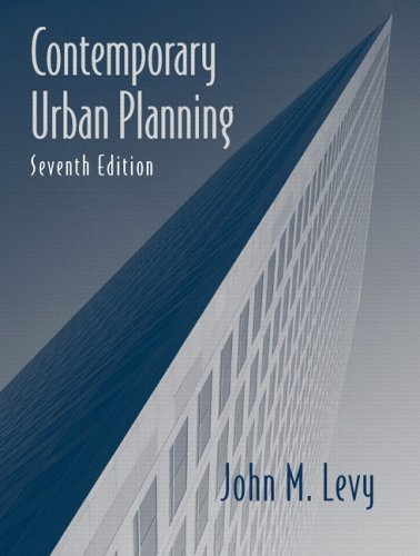 Contemporary Urban Planning  7th 2006 (Revised) edition cover