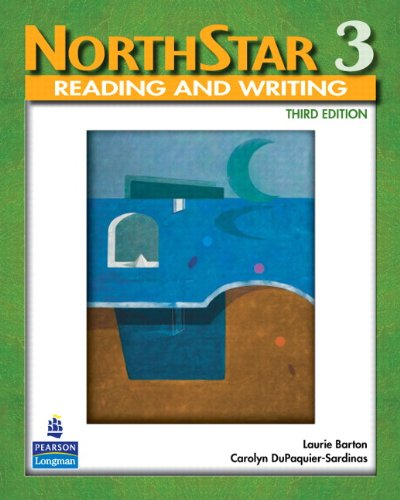 NorthStar, Reading and Writing  3rd 2009 (Student Manual, Study Guide, etc.) edition cover