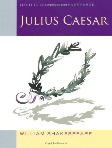 Julius Caesar 2010   2010 edition cover