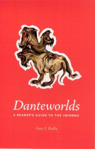 Danteworlds A Reader's Guide to the Inferno  2007 edition cover