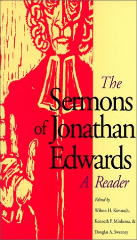 Sermons of Jonathan Edwards A Reader  1999 edition cover