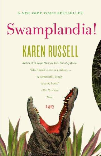Swamplandia!   2011 edition cover