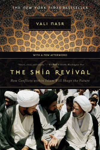 Shia Revival How Conflicts Within Islam Will Shape the Future  2007 (Annotated) edition cover