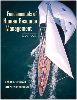 Fundamentals of Human Resource Management  10th 2010 edition cover