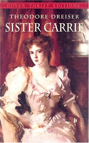 Sister Carrie   2004 edition cover