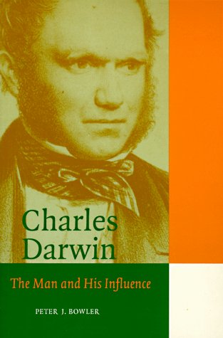 Charles Darwin The Man and His Influence  1996 edition cover