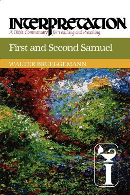 First and Second Samuel Interpretation - A Bible Commentary for Teaching and Preaching  2012 edition cover