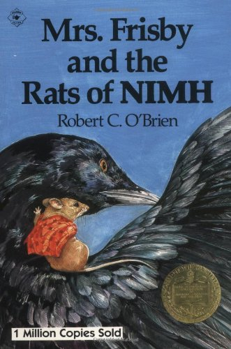 Mrs. Frisby and the Rats of NIMH   1971 (Reprint) edition cover
