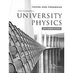 University Physics 11th 2003 edition cover