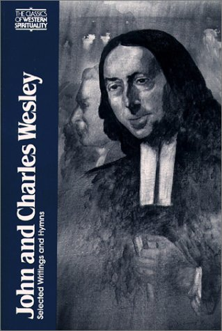 John and Charles Wesley Selected Writings and Hymns N/A 9780809123681 Front Cover