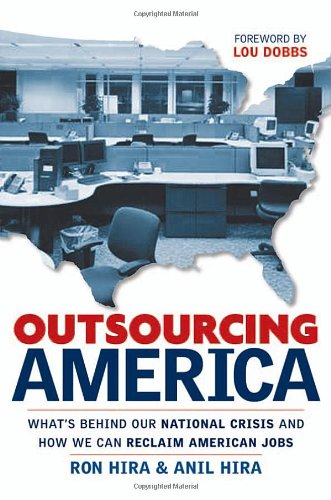 Outsourcing America The True Cost of Shipping Jobs Overseas and What Can Be Done about It  2005 edition cover