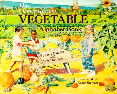Vegetable Alphabet Book   1999 9780881064681 Front Cover