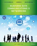 Business Data Communications and Networking  12th 2014 9781118891681 Front Cover