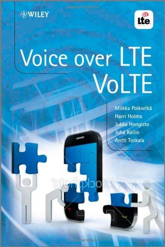 Voice over LTE (VoLTE)   2012 edition cover