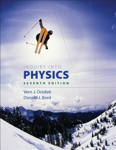 Inquiry into Physics  7th 2013 edition cover