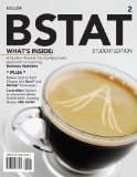 BSTAT  2nd 2014 (Student Manual, Study Guide, etc.) edition cover