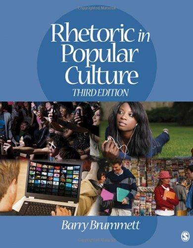 Rhetoric in Popular Culture  3rd 2011 edition cover