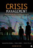 Crisis Management Leading in the New Strategy Landscape 2nd 2014 edition cover