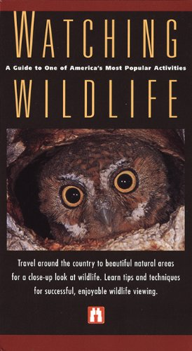 Watching Wildlife N/A 9781560443681 Front Cover