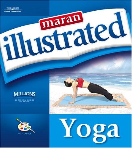 Maran Illustrated Yoga   2005 edition cover