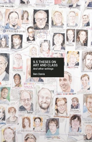 9. 5 Theses on Art and Class   2013 edition cover