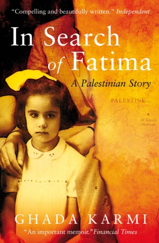 In Search of Fatima A Palestinian Story 2nd 2002 edition cover