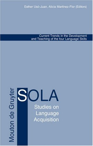 Current Trends in the Development and Teaching of the Four Language Skills   2006 edition cover