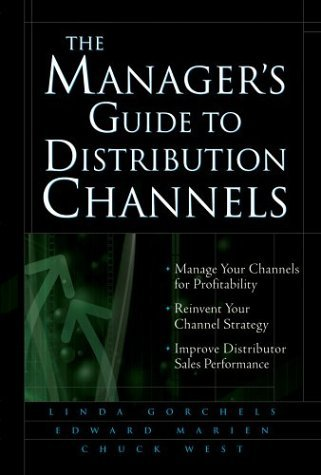 Manager's Guide to Distribution Channels   2004 edition cover