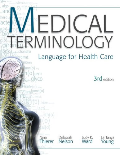 MEDICAL TERMINOLOGY-ACCESS CAR N/A edition cover