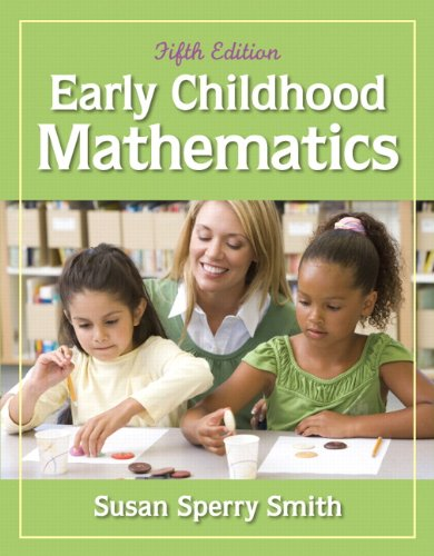 Early Childhood Mathematics  5th 2013 (Revised) edition cover