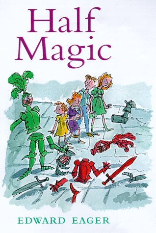 Half Magic   1982 edition cover
