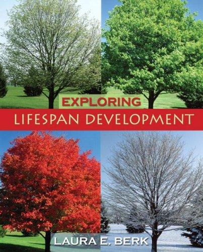 Exploring Lifespan Development   2008 edition cover