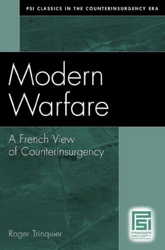Modern Warfare A French View of Counterinsurgency N/A edition cover