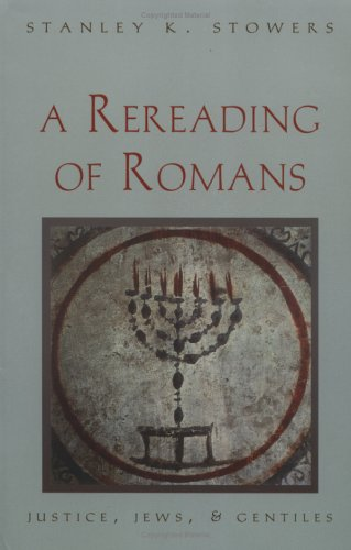 Rereading of Romans Justice, Jews, and Gentiles  1997 edition cover