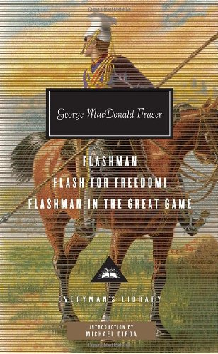 Flashman, Flash for Freedom!, Flashman in the Great Game   2010 edition cover
