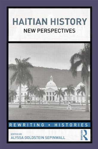Haitian History New Perspectives  2013 edition cover