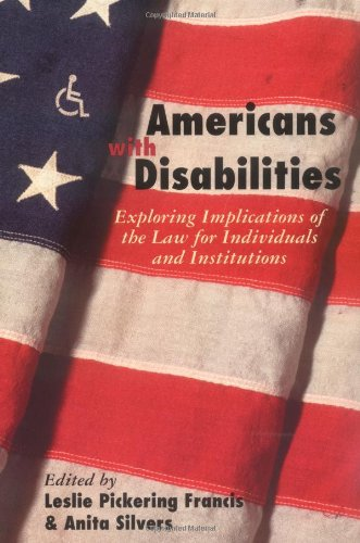 Americans with Disabilities   2000 edition cover