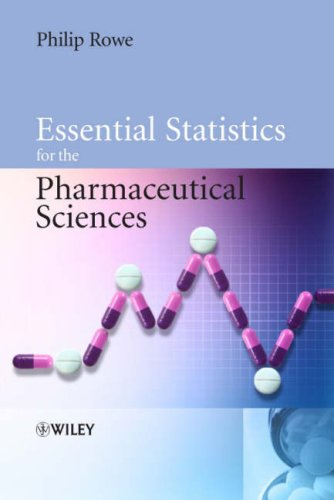 Essential Statistics for the Pharmaceutical Sciences   2007 edition cover