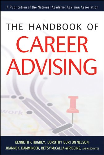 Handbook of Career Advising   2009 edition cover