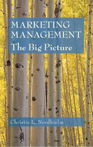Marketing Management : The Big Picture 2nd 2006 edition cover