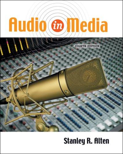 Audio in Media  8th 2008 edition cover