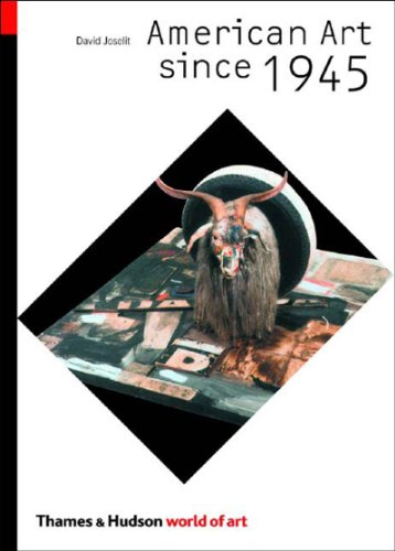 American Art since 1945   2003 edition cover