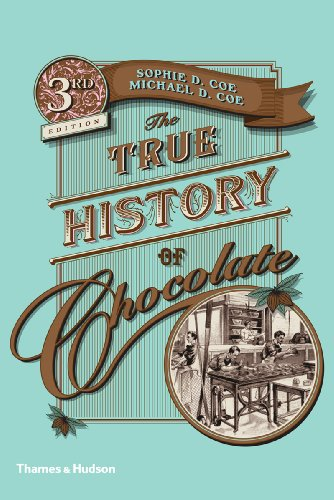 True History of Chocolate  3rd 2013 (Revised) edition cover