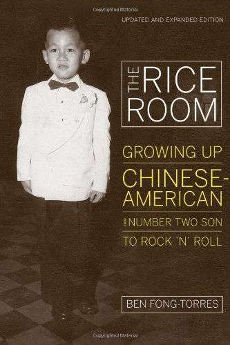 Rice Room Growing up Chinese-American from Number Two Son to Rock 'n' Roll 2nd 2011 (Revised) edition cover